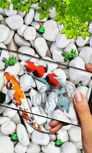 Fish Live Wallpaper 2019 3d Aquarium Koi Pond By Subhanmobile Free Live Wallpaper Google Play United States Searchman App Data Information