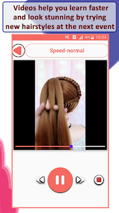Girls Hairstyle Steps 2021
