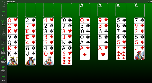 250+ Solitaire Collection 4.15.7 screenshots 9