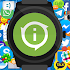 Informer: messages for Wear OS (Android Wear)