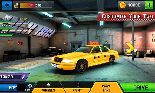 Taxi Driver 3D 5.8 screenshots 2