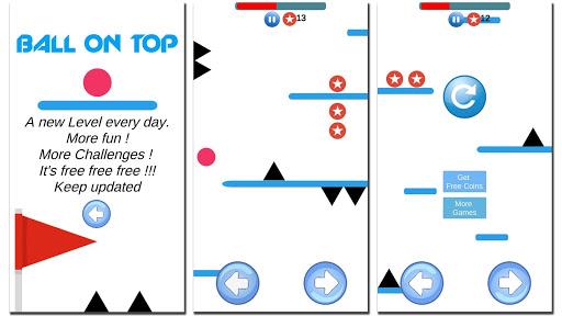 Ball on Top  screenshots 3