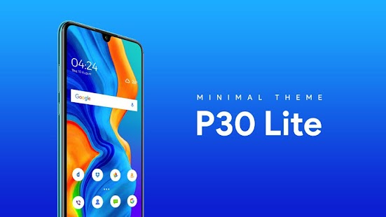 Theme For P30 | P30 Lite | P30 Pro + Wallpapers Screenshot