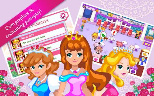 Cinderella Cafe 1.0.5 screenshots 2