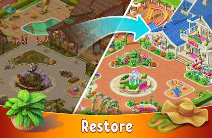 تحميل لعبة Hidden Resort: Adventure Bay مهكرة للاندرويد