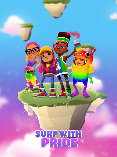 Subway Surfers 2.18.1 Screenshots 19