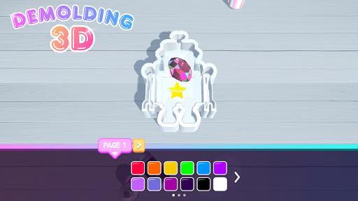 Demolding 3D screenshots 8