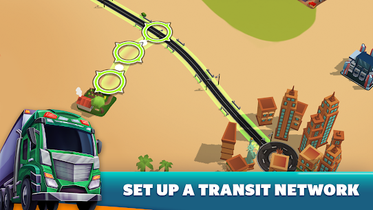 Transit King Tycoon Mod Android 4