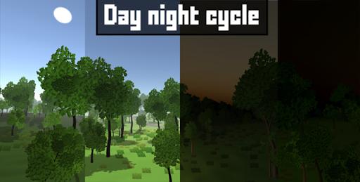 Pixel Block Game Craft  screenshots 4