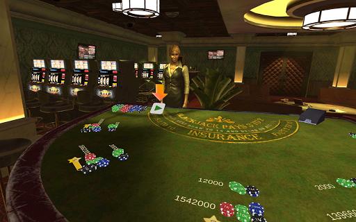 blackjack vr by playspace screenshot 1