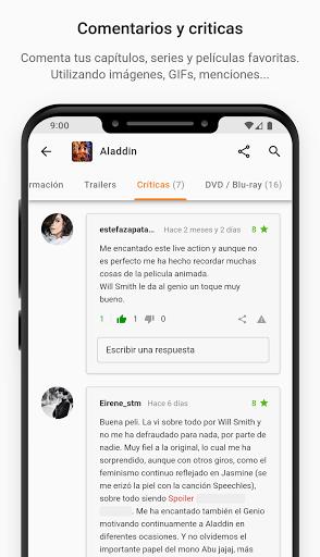 PlayMax - Seguimiento de series y pelu00edculas apktram screenshots 6