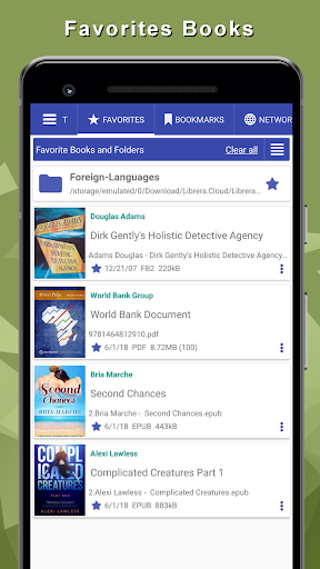 Librera - reads all books, PDF Reader 8.3.109 Screenshots 10