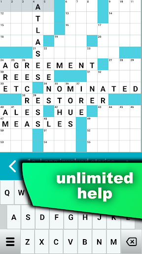 Crossword Puzzle Free 1.0.120-gp Screenshots 5