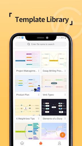GitMind - Mind Map & Concept Map Maker apktram screenshots 6