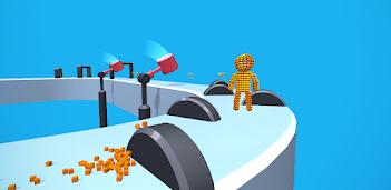 Pixel Rush - Epic Obstacle Course Game kostenlos am PC spielen, so geht es!