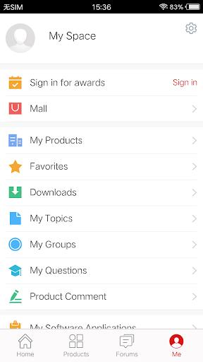 Huawei Technical Support  screenshots 4