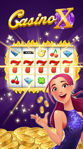 Casino X - Free Online Slots 2.92 screenshots 1