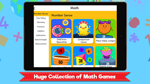 Grade 1 Learning Games for Kids - First Grade App  screenshots 10