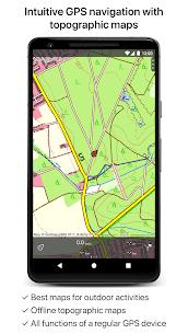 Topo GPS Germany 1