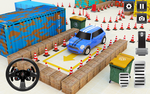 Unique Car Parking Game: Real Car Drive Challenges  Screenshots 12