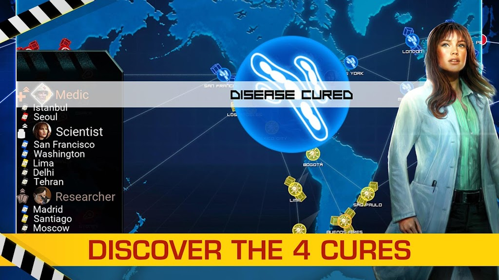 Pandemic: The Board Game  poster 3