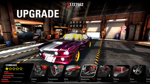 MUSCLE RIDER: Classic American Muscle Cars 3D 1.0.22 screenshots 2