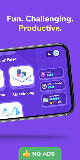 Logic Like: Brain Training Game. Puzzles & Riddles  screenshots 3