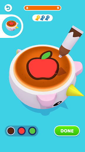 Coffee Shop 3D goodtube screenshots 3