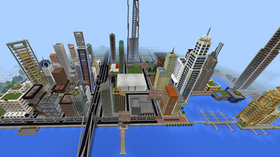City maps for Minecraft For Pc – Free Download For Windows And Mac 3