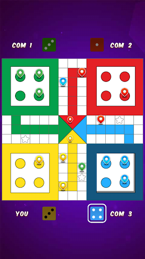 Ludo Game: New(2019) - Ludo Star and Master Game 1.0.7 screenshots 2