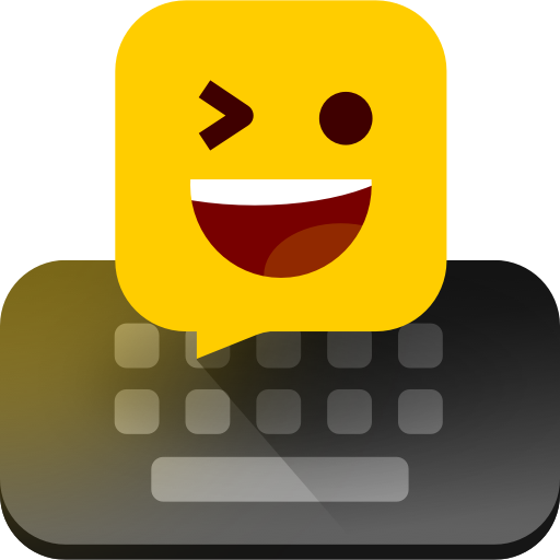 Facemoji Emoji Keyboard: Stickers lucu,Emojis,Tema
