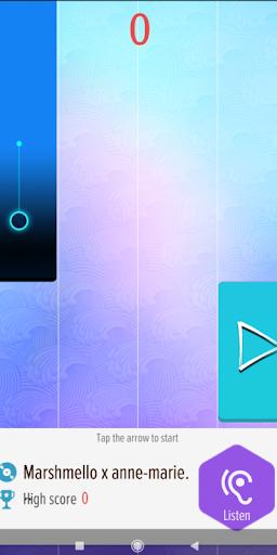 Marshmello Piano Tiles DJ  screenshots 3