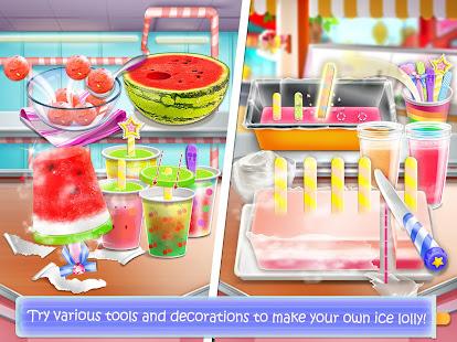 ice cream lollipop maker - cook & make food games hack