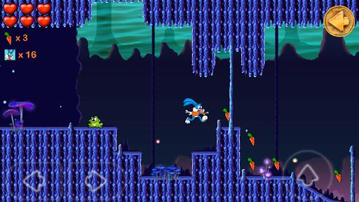 Beeny Rabbit Adventure Platformer World 2.9.1 screenshots 13
