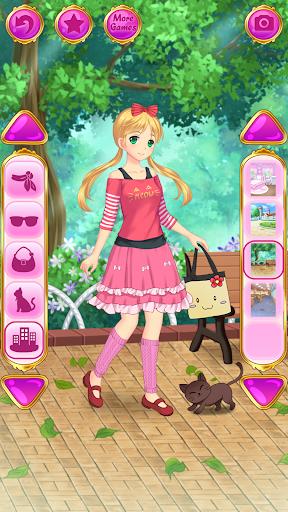 Anime Dress Up - Games For Girls 1.1.9 Screenshots 14