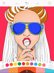 Colorfy: Free Coloring Games - Paint Color Book