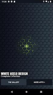 White Heels Design 2.5.0 screenshots 1
