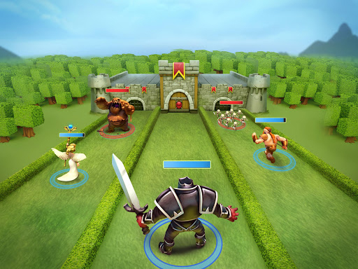 Castle Crush: Epic Battle - Free Strategy Games Apkfinish screenshots 1