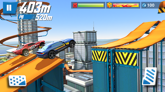Hot Wheels: Race Off Mod Apk (Unlimited Money) 8