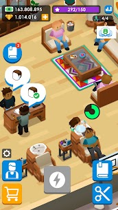 Idle Barber Shop Tycoon – Business Management Game Mod Apk 1.0.7 (Unlimited Money) 6