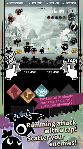 Shadow Land - Endless Tap screenshots 1