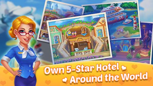 Hotel Decor: Hotel Manager, Home Design Games screenshots 9