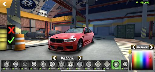 Manual Car Parking Multiplayer: Car Simulator apkdebit screenshots 3