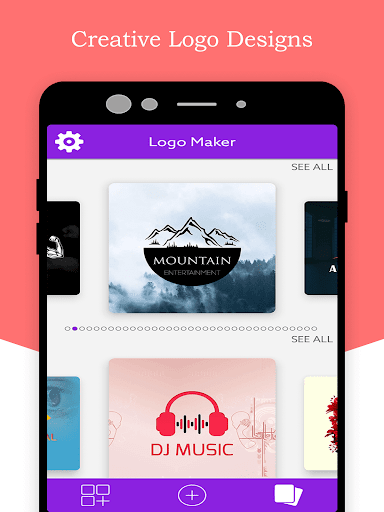 Logo Maker, Logo Design, Graphic Design 16.0 Screenshots 9