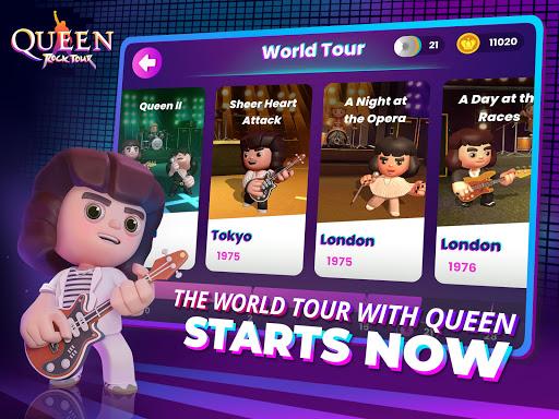 Queen: Rock Tour - The Official Rhythm Game 1.1.2 screenshots 22