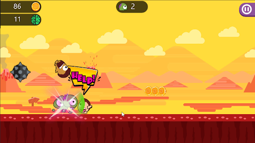 Monster Run: Jump Or Die 1.3.4 screenshots 8