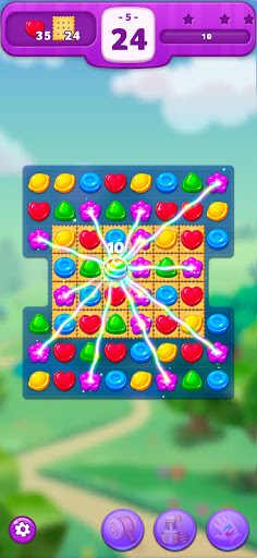 Candy Sweet: Match 3 Puzzle goodtube screenshots 1