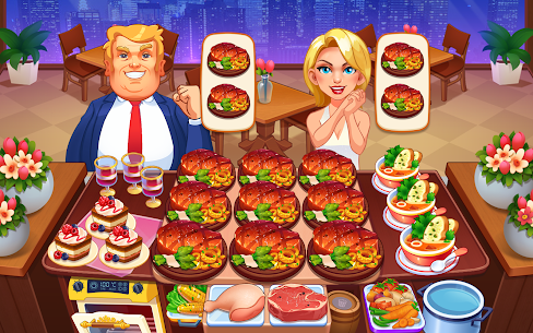 Cooking Family : Madness Restaurant Food Game 8
