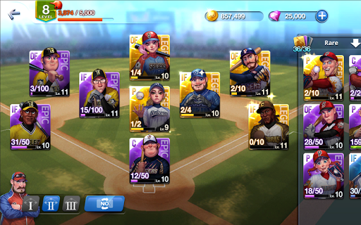 Baseball Clash: Real-time game 1.2.0010432 screenshots 6