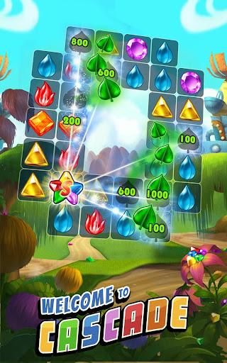 Cascade: Jewel Matching Adventure  screenshots 1